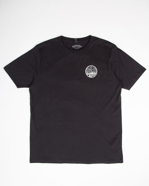MNT Badge T-Shirt - Black