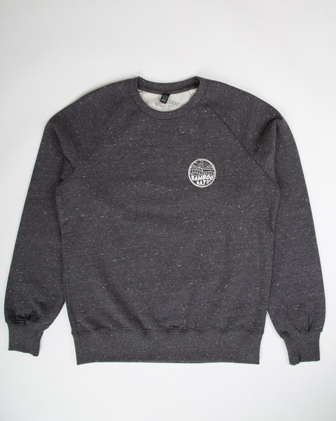 MNT Badge Crew - Black