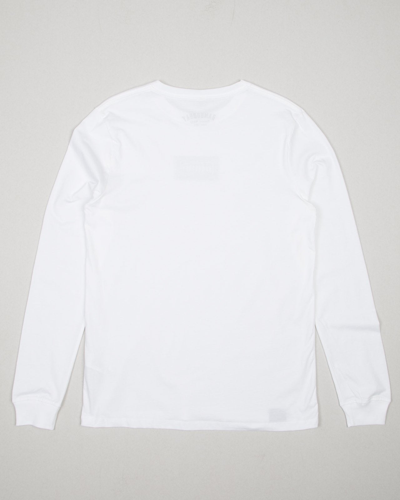 Box In Organic Cotton Long Sleeve Tee