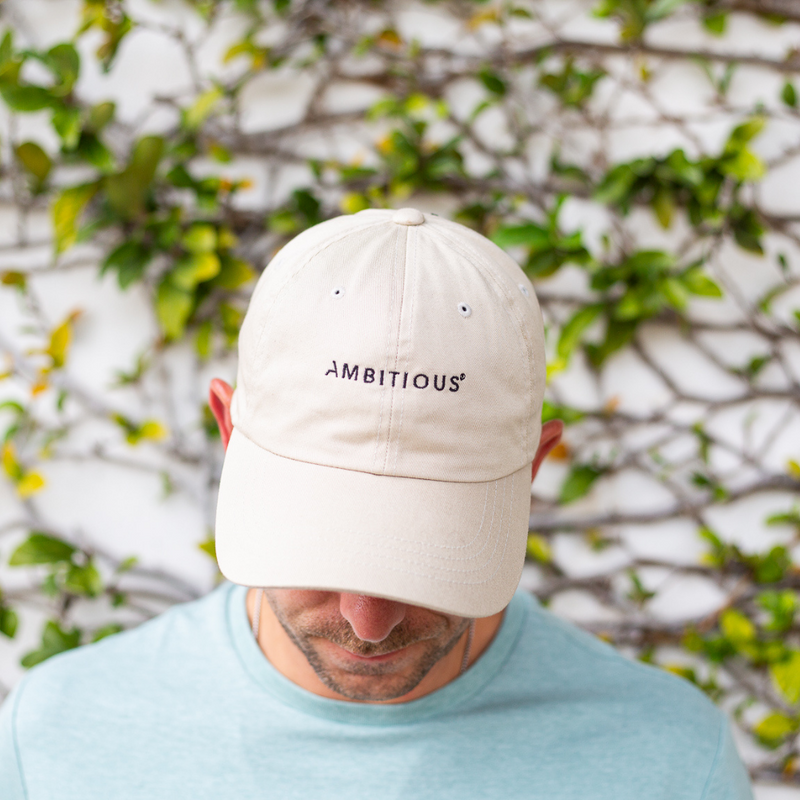 AMBITIOUS® Logo Everyday Dad Hat