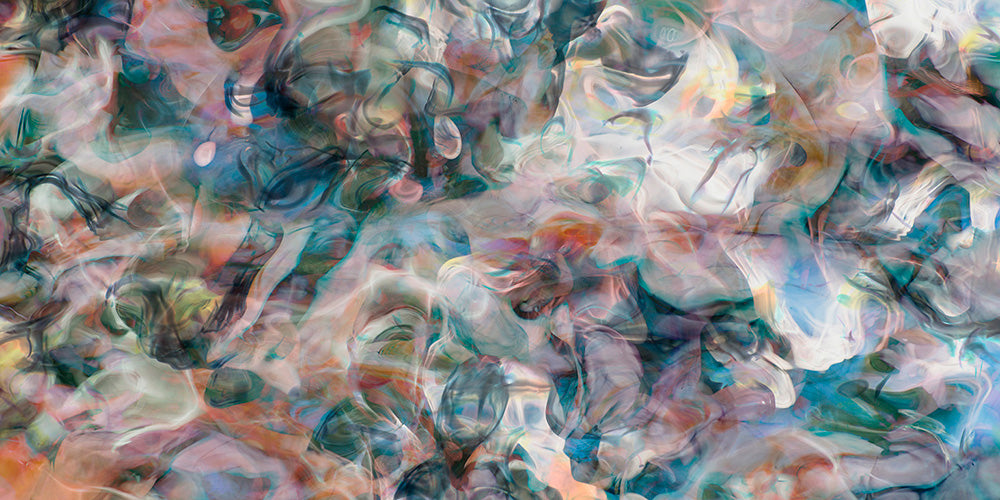 """Abstract Expressionism Art """"Mindfulness"""""""