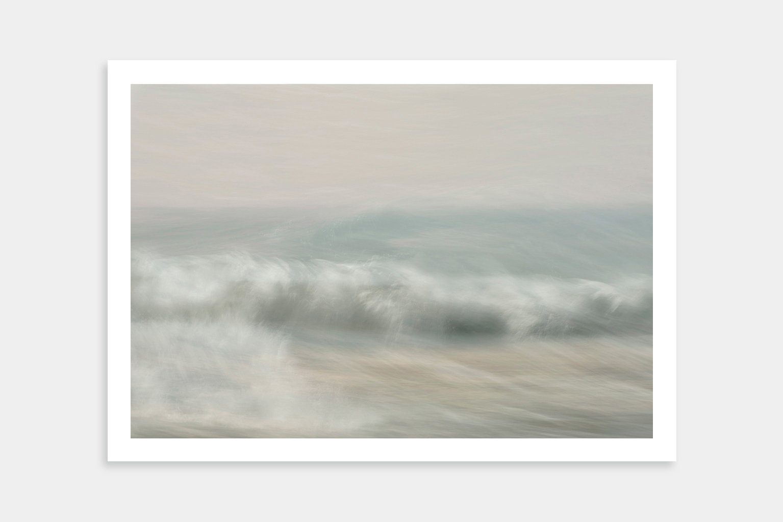 neutral seascapes artwork