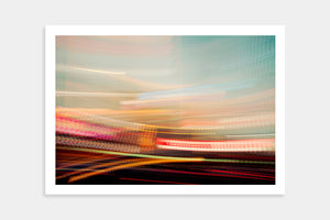 city abstract art prints