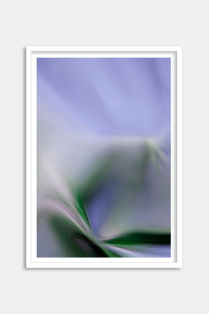purple green abstract art to buy