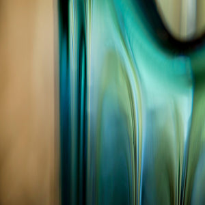 turquoise abstract art online