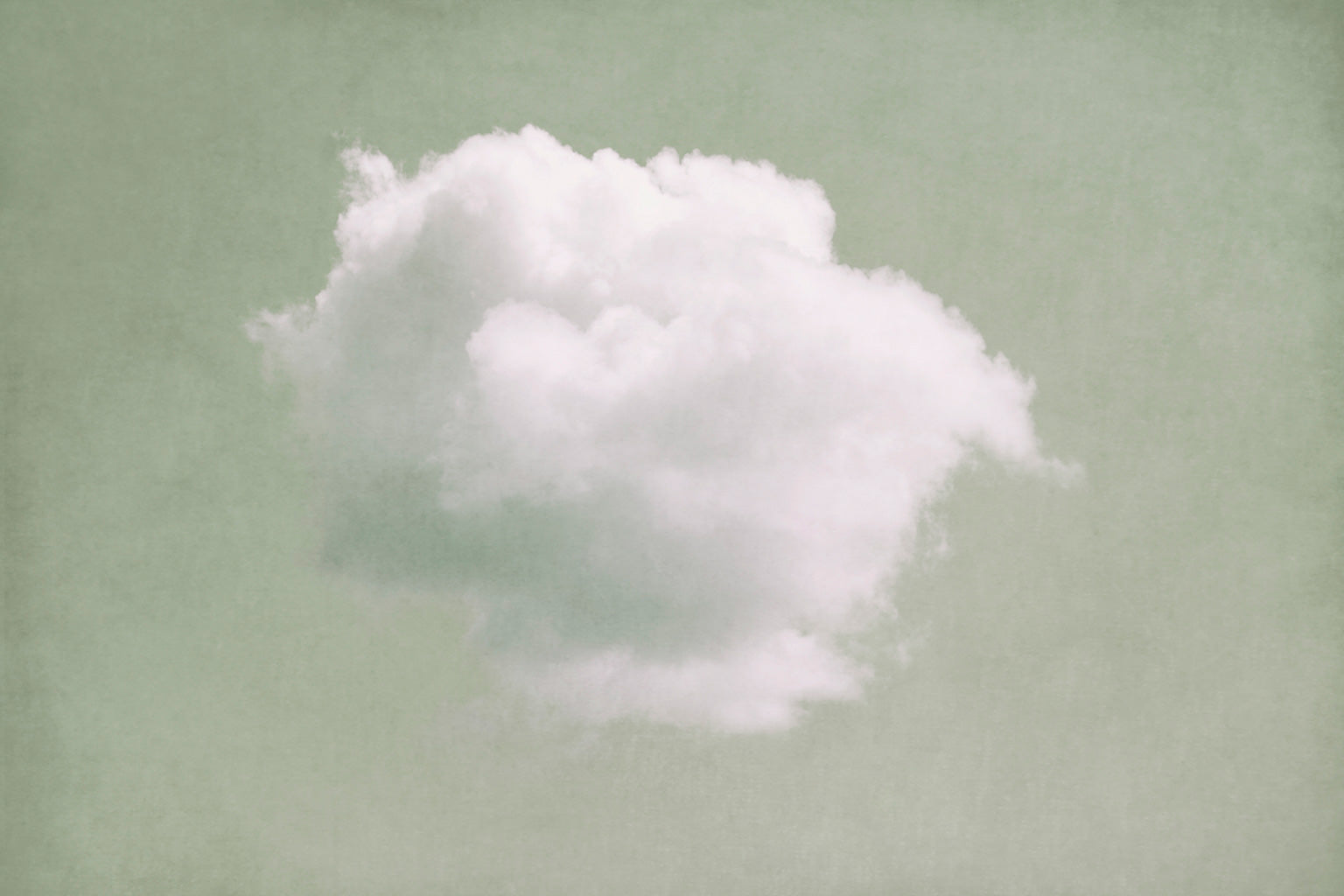 VINTAGE CLOUD GREEN