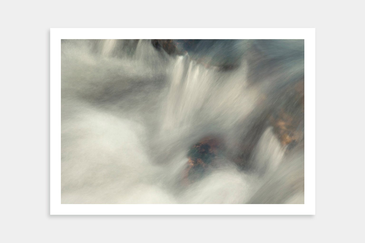 waterfall original artwork