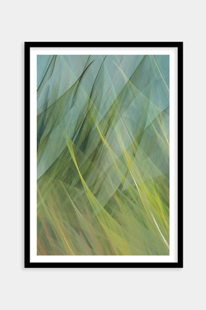 nature abstract framed artwork