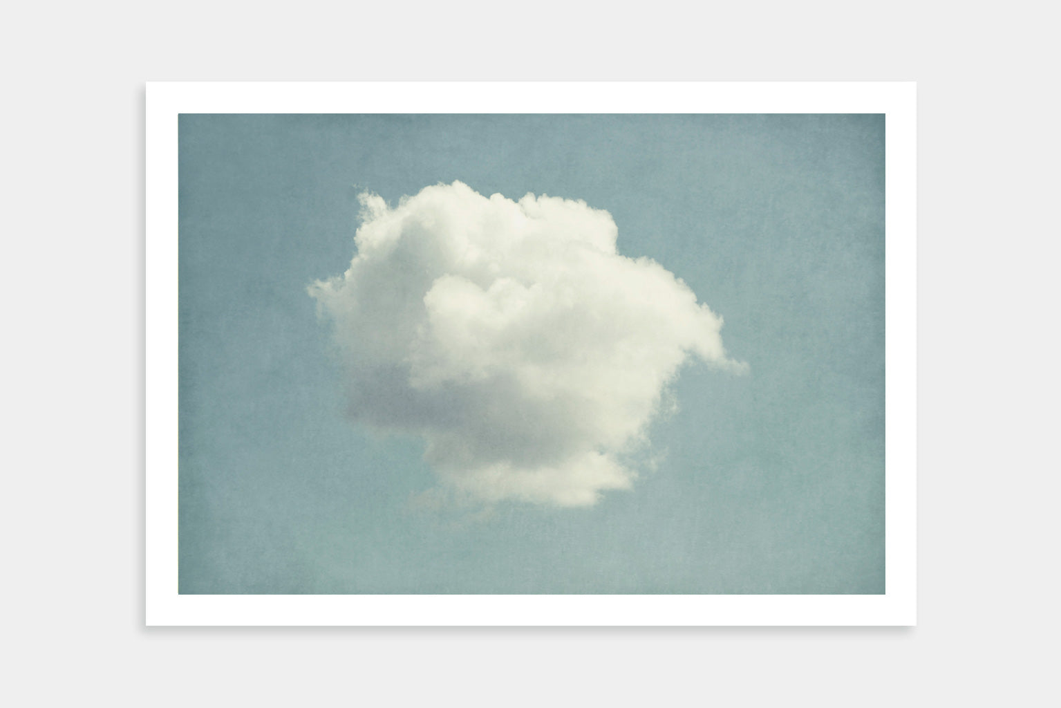 VINTAGE CLOUD BLUE