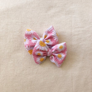 Daisy piggies set - pink