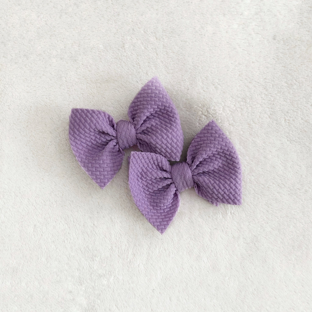 Lavender piggies set