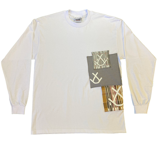 Cut/Sew Long Sleeve Tee
