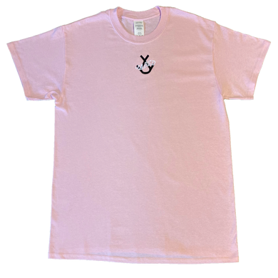 Jaded Logo Tee 2.0 (Pink)