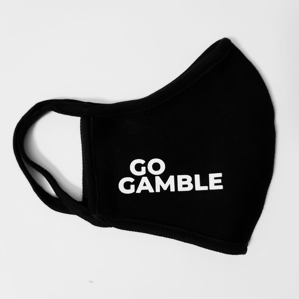 Go Gamble Face Covering