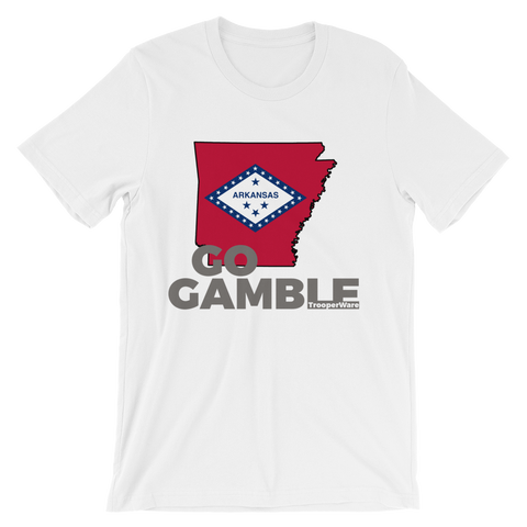 Arkansas Go Gamble T-Shirt