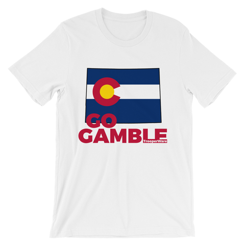 Colorado Go Gamble T-Shirt