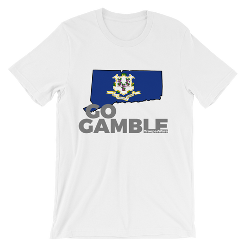 Connecticut Go Gamble T-Shirt