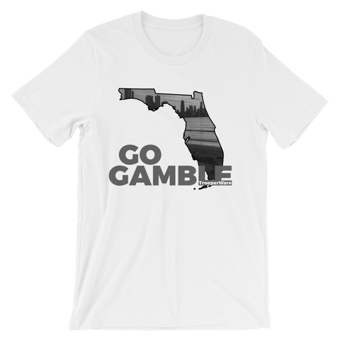 Miami FL Go Gamble T-Shirt