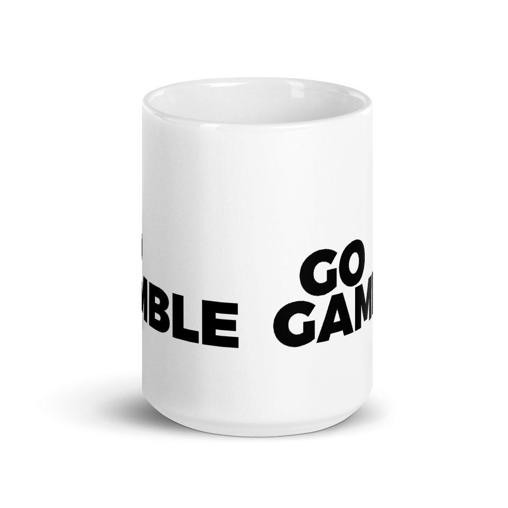 Go Gamble Coffee Mug