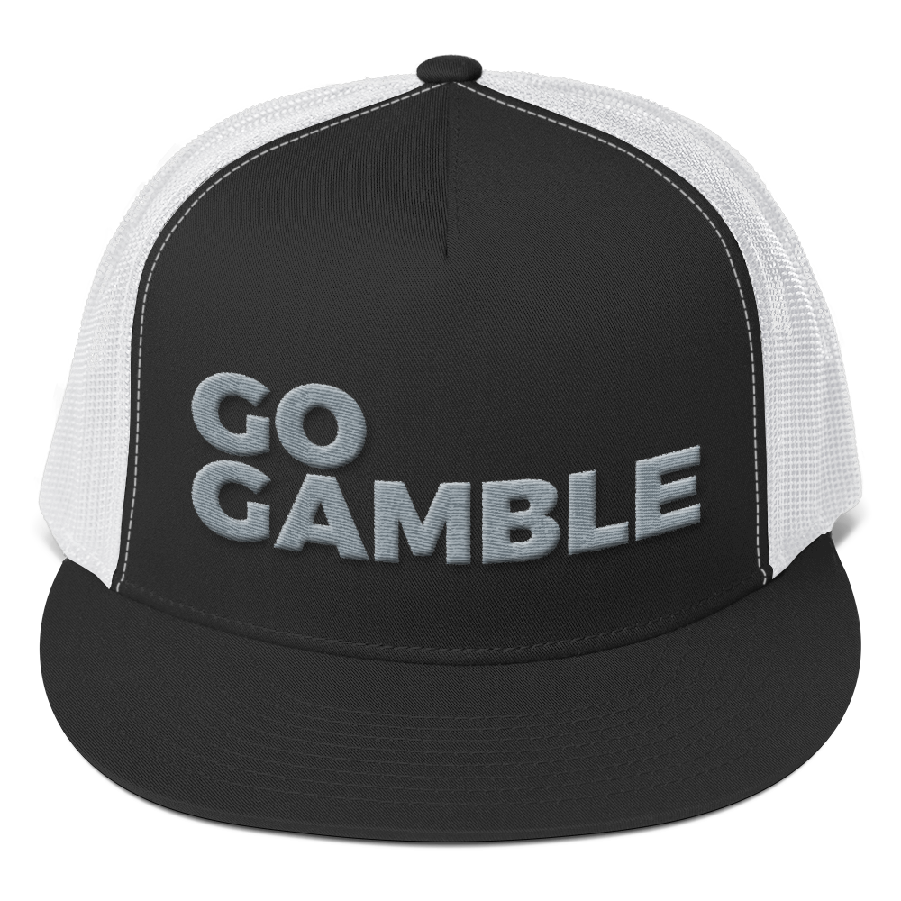 Go Gamble Trucker Hat