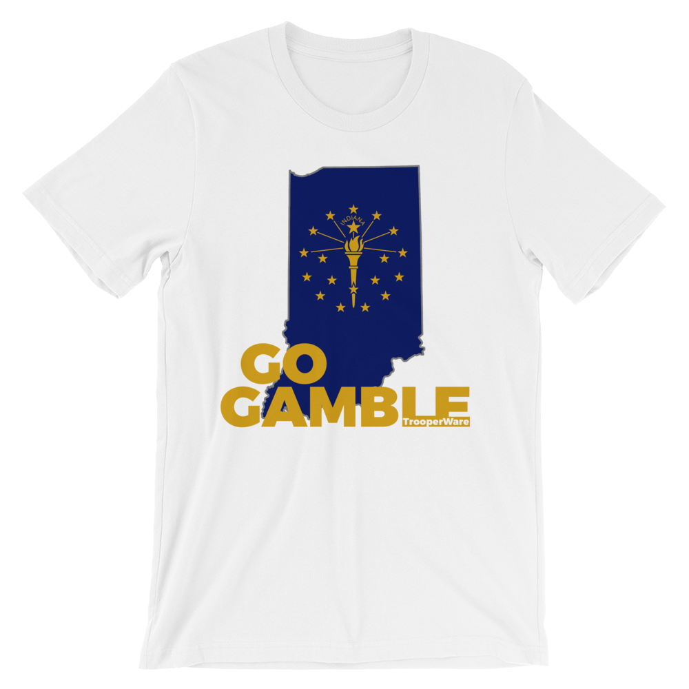 Indiana Go Gamble T-Shirt