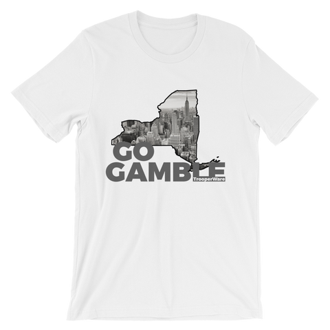 New York NY Go Gamble T-Shirt