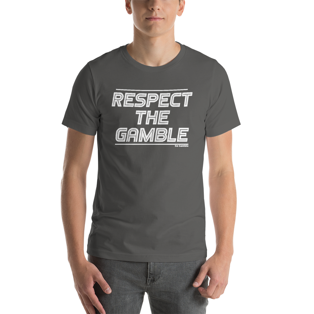 asphalt Respect the Gamble T-Shirt