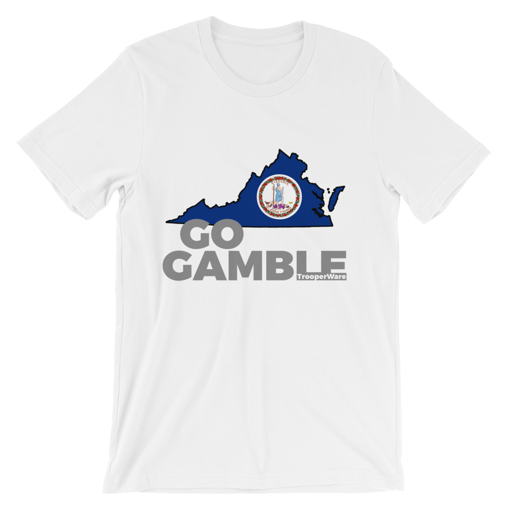 Virginia Go Gamble T-Shirt