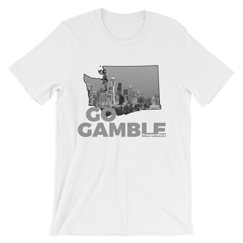 Seattle WA Go Gamble T-Shirt