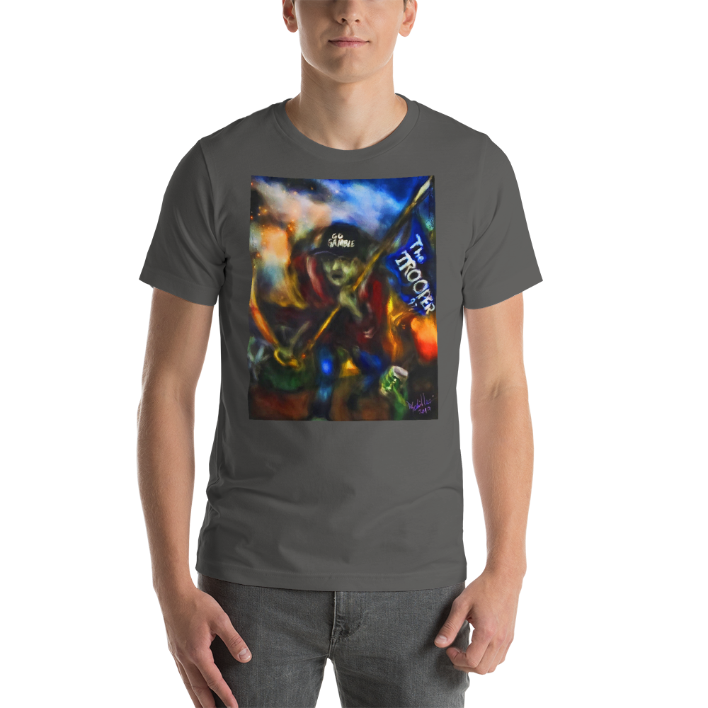 The Trooper Tribute T-Shirt