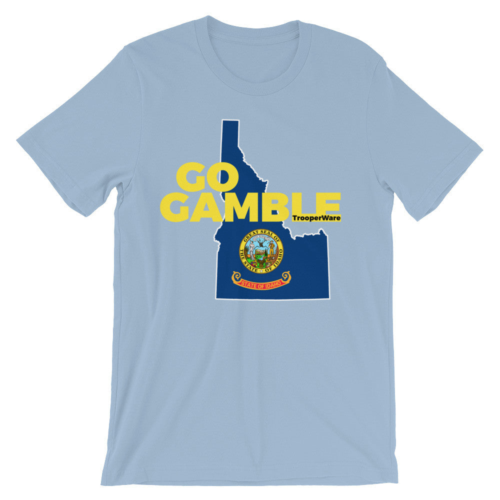 Idaho Go Gamble T-Shirt