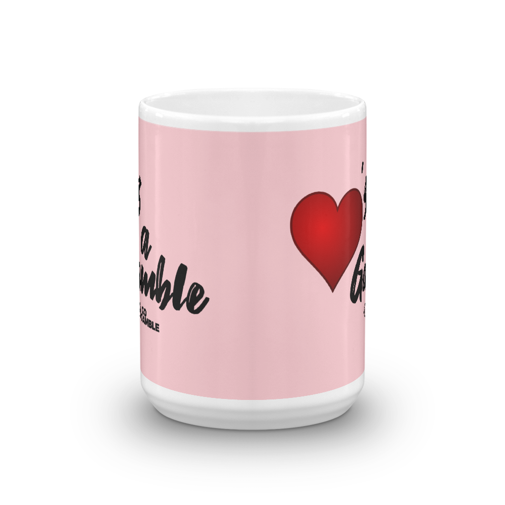 Love's a Gamble Coffee Mug