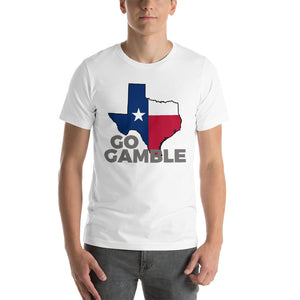 Texas Go Gamble T-Shirt