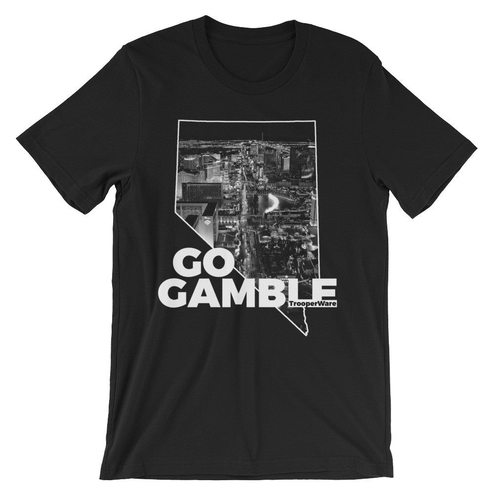 Las Vegas NV Go Gamble T-Shirt