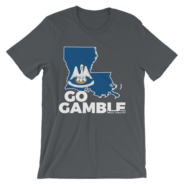 Louisiana Go Gamble T-Shirt
