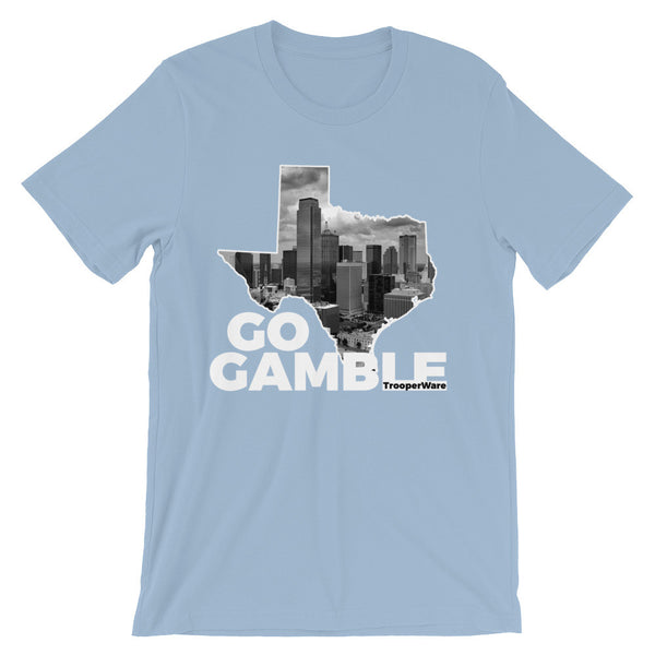 Dallas TX Go Gamble T-Shirt