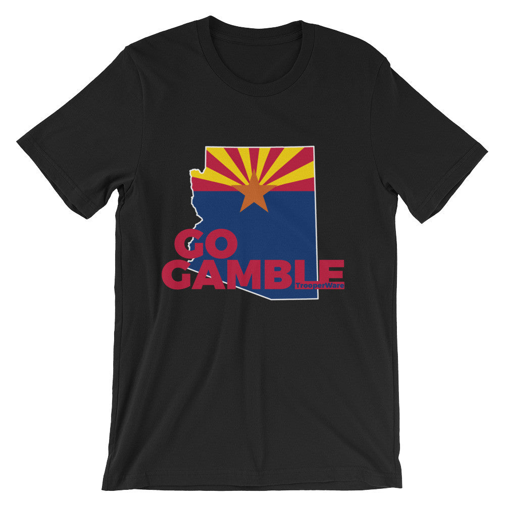Arizona Go Gamble T-Shirt