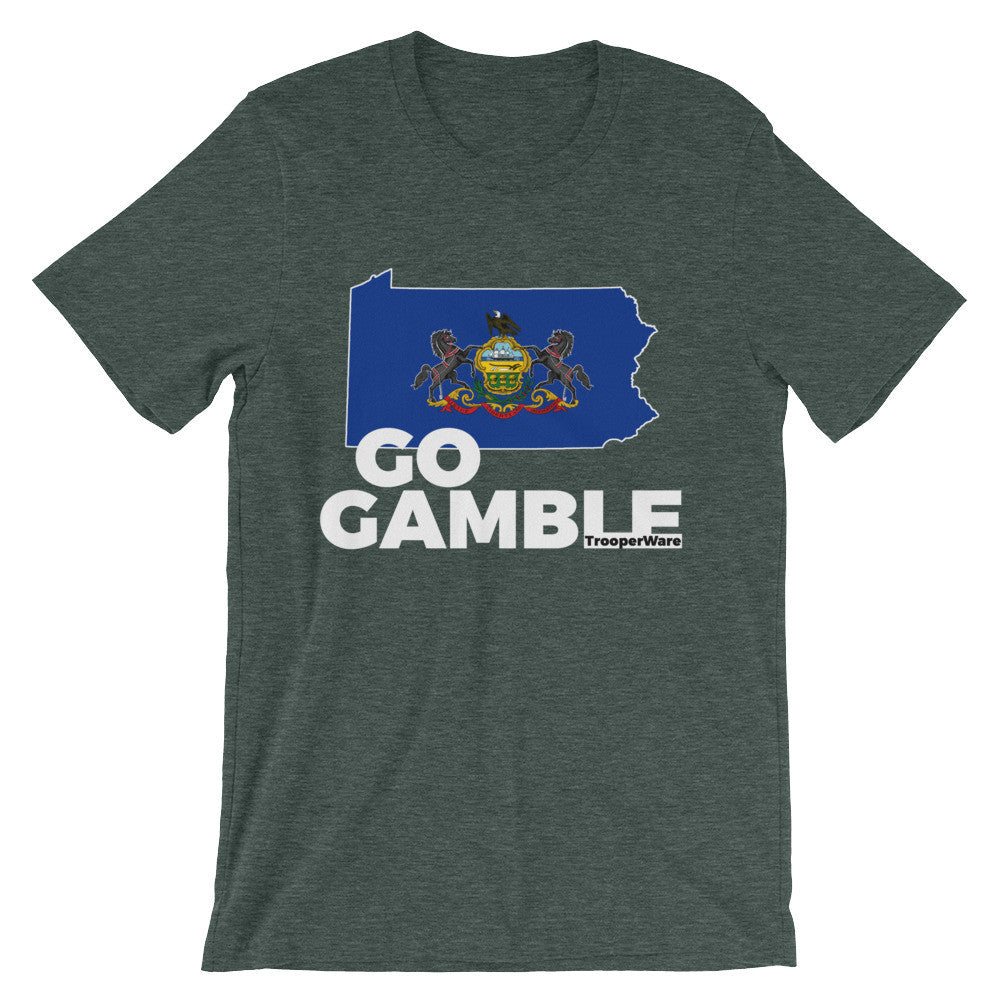 Pennsylvania Go Gamble T-Shirt
