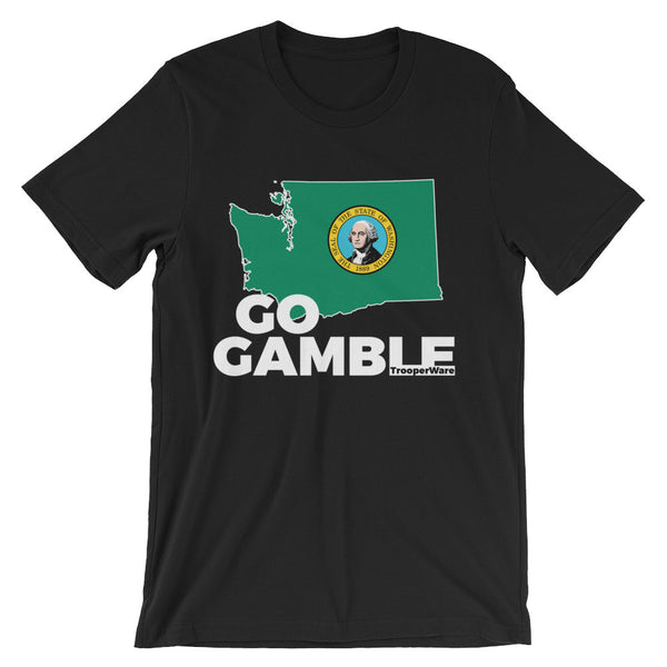 Washington Go Gamble T-Shirt