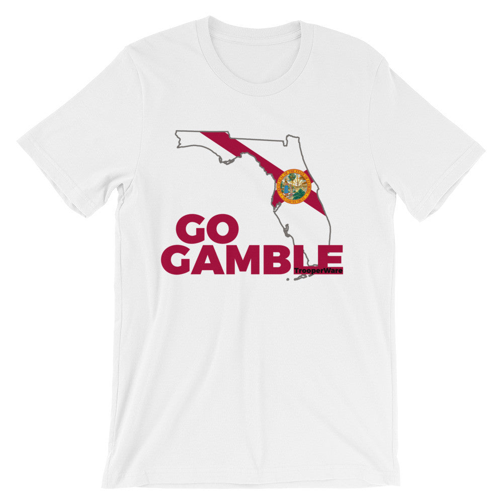 Florida Go Gamble T-Shirt
