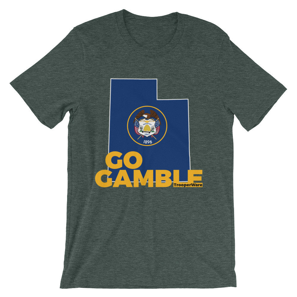 Utah Go Gamble T-Shirt