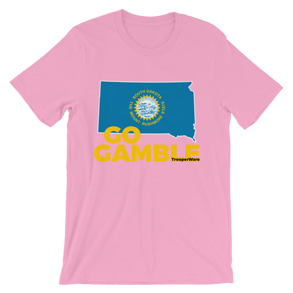 South Dakota Go Gamble T-Shirt
