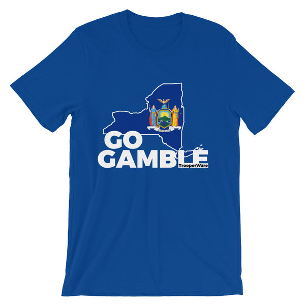 New York Go Gamble T-Shirt
