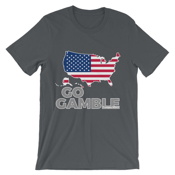 USA Go Gamble T-Shirt
