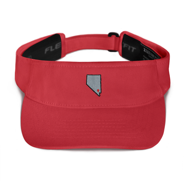 red Location Las Vegas Visor