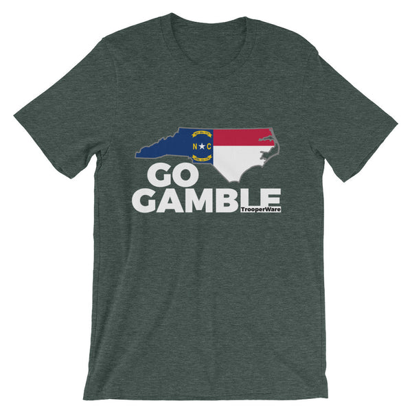 North Carolina Go Gamble T-Shirt