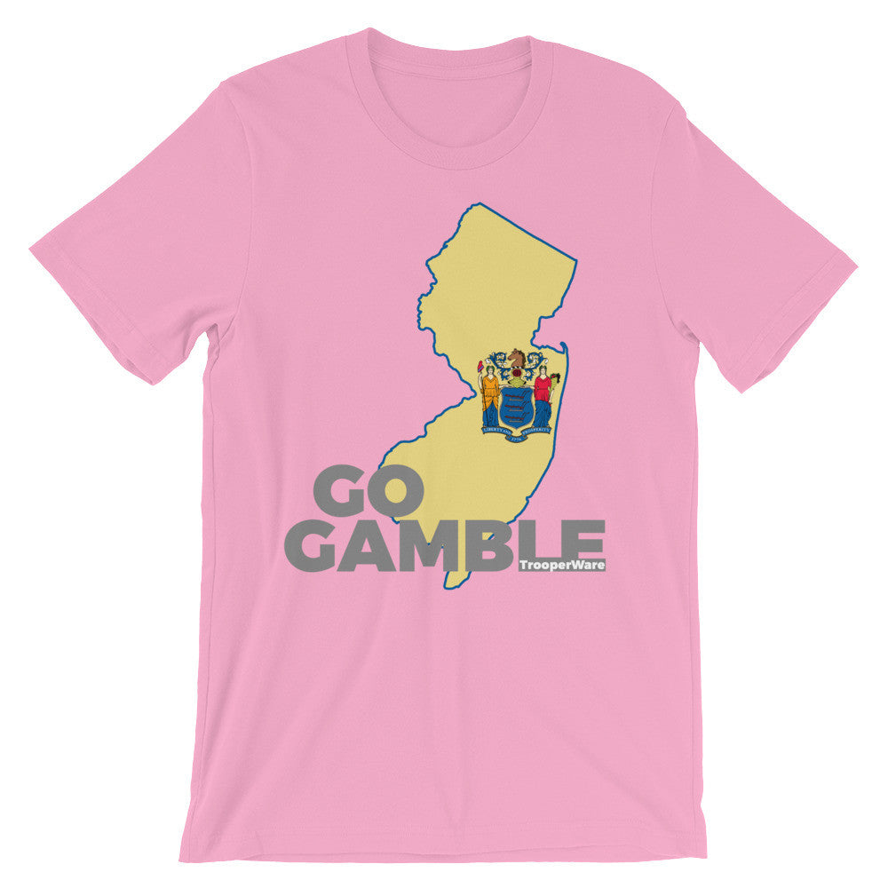 New Jersey Go Gamble T-Shirt