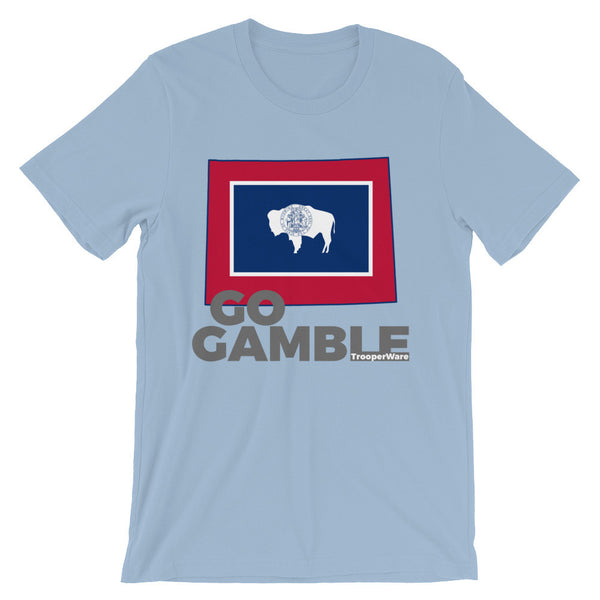 Wyoming Go Gamble T-Shirt