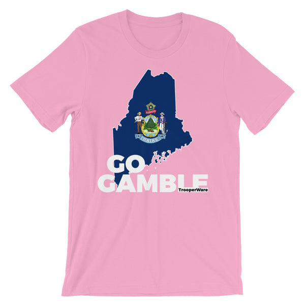 Maine Go Gamble T-Shirt