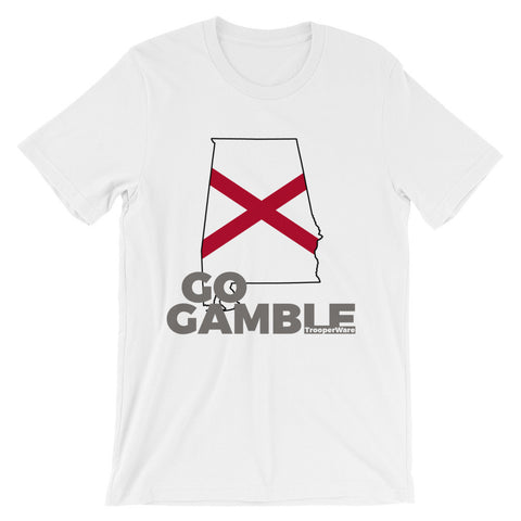 Alabama Go Gamble T-Shirt